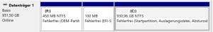 Bootplatte C: